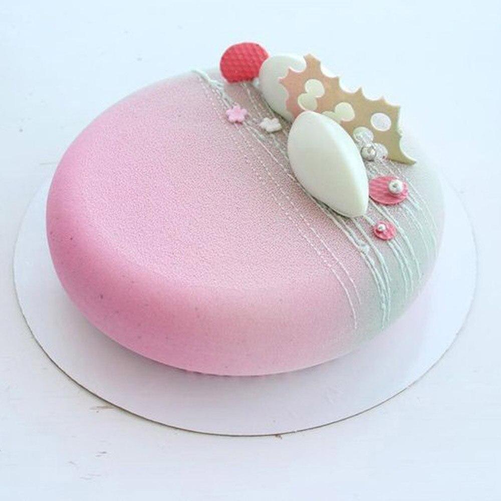Плоские круглые формы маленькие шарики силиконовые формы для торта для Мусса десерта Bakewar Самые продаваемые товары 2019 кухонные инструменты| |   | АлиЭкспресс