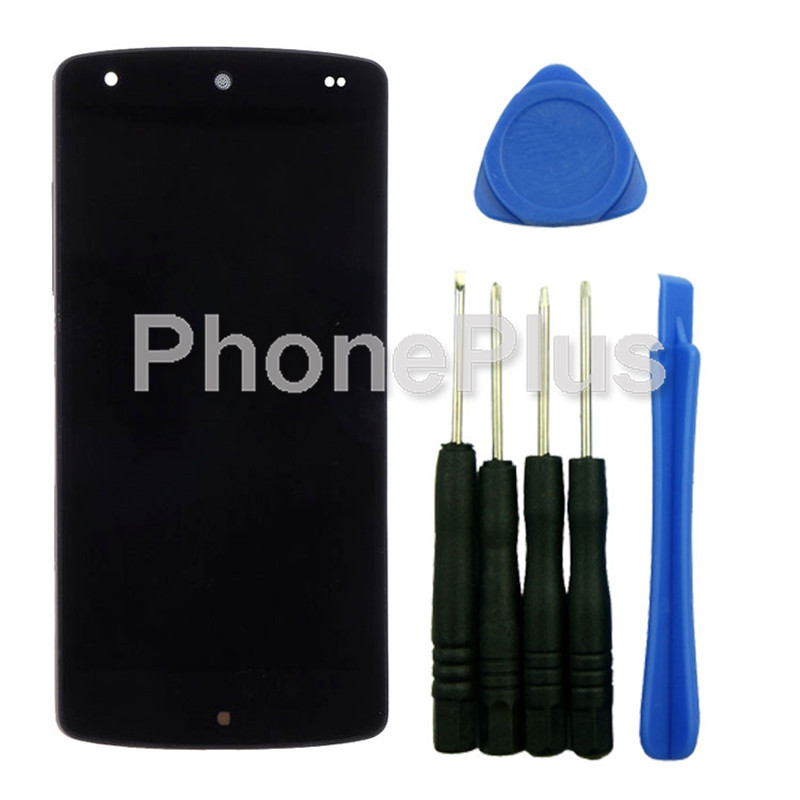 For LG Google Nexus 5 D820 D821Touch Screen Panel Digitizer Glass LCD Display Assembly+Frame With Tools new lcd touch screen digitizer with frame assembly for lg google nexus 5 d820 d821 free shipping