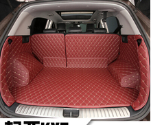 Top quality! Special trunk mats for New KIA KX5 2016 wear-resisting waterproof boot carpets liner for KIA KX5 2017,Free shipping