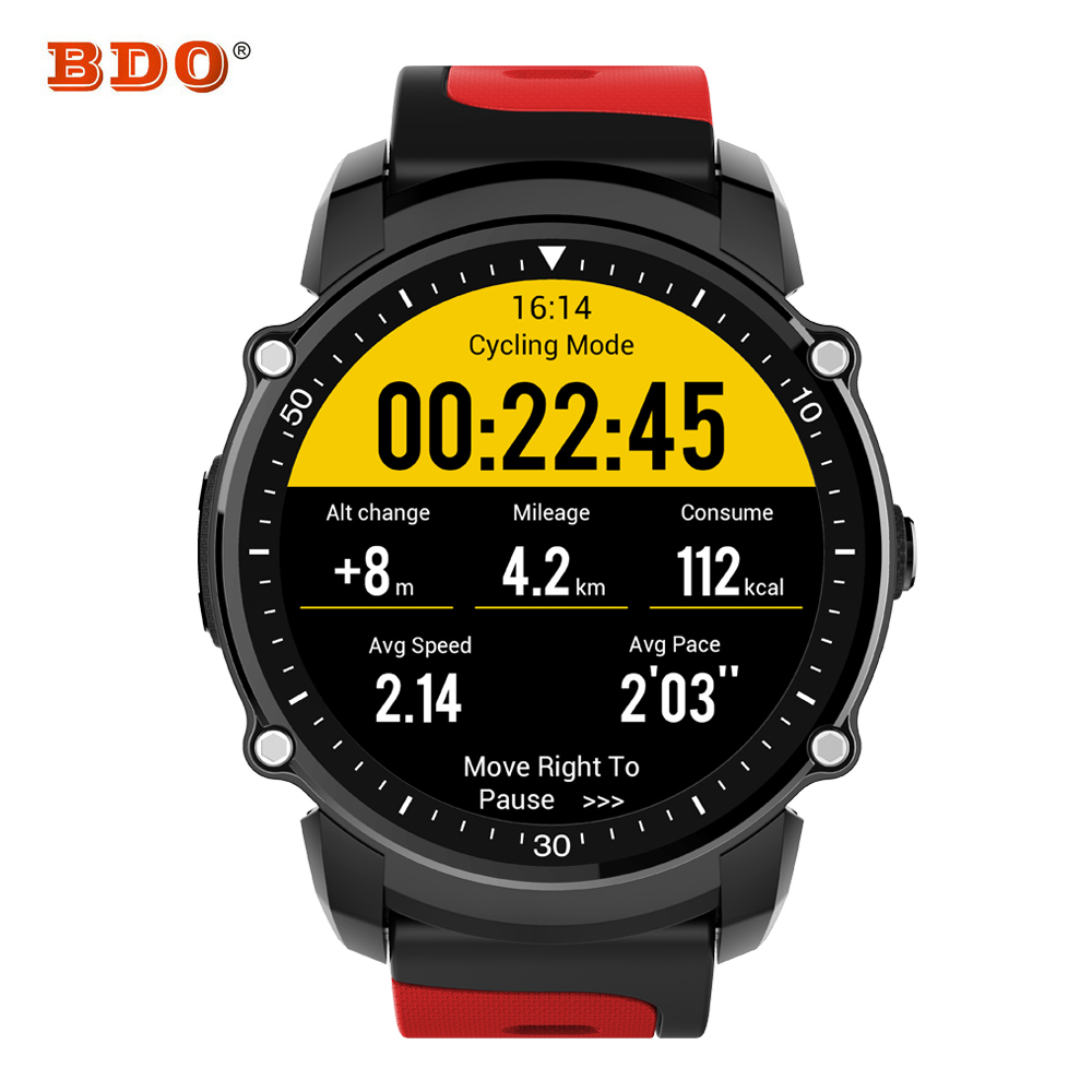 GPS Smart Watch Men Women Sports Fitness Tracker Heart Rate Monitor FS08 Wristwatch Bluetooth Stopwatch Clock for Android IOS пила sturm cc9916