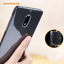 Ultra Thin Clear Transparent Soft Silicone TPU Phone Case Co