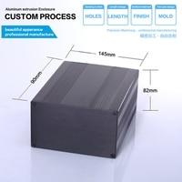 High Quality 145 82 200 5 7 X3 22 X7 84 Wxhxl Mm Aluminum Enclosure Case