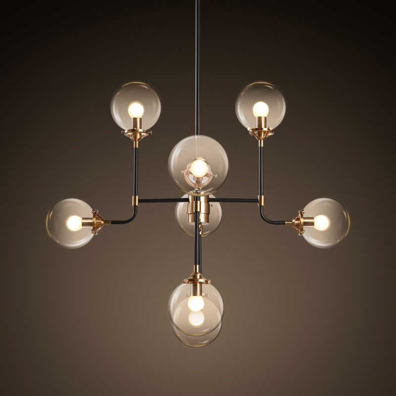 Popular Hanging Glass Ball Lights-Buy Cheap Hanging Glass Ball ...
