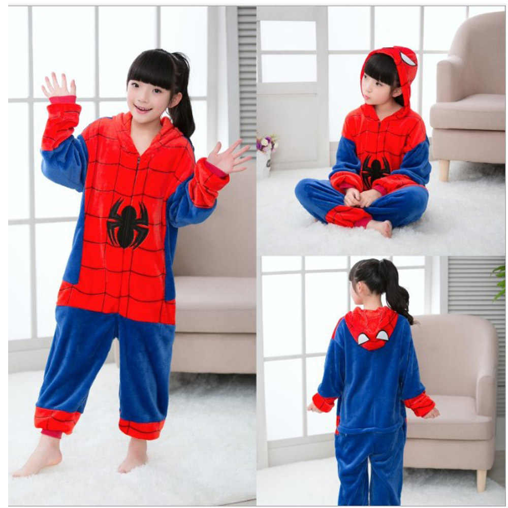 Little Bitty children animal cat fox panda owl giraffe pokeman kigurumi  stitch pig tiger spiderman dinosaur 6eb6af50e