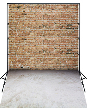 2016 New arrival brick wall photography backdrops wedding stage photo background XT-4183