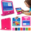 Kids Children Safe Rugged Proof Foam Case Handle Stand For Samsung GALAXY Tab 4 10 1