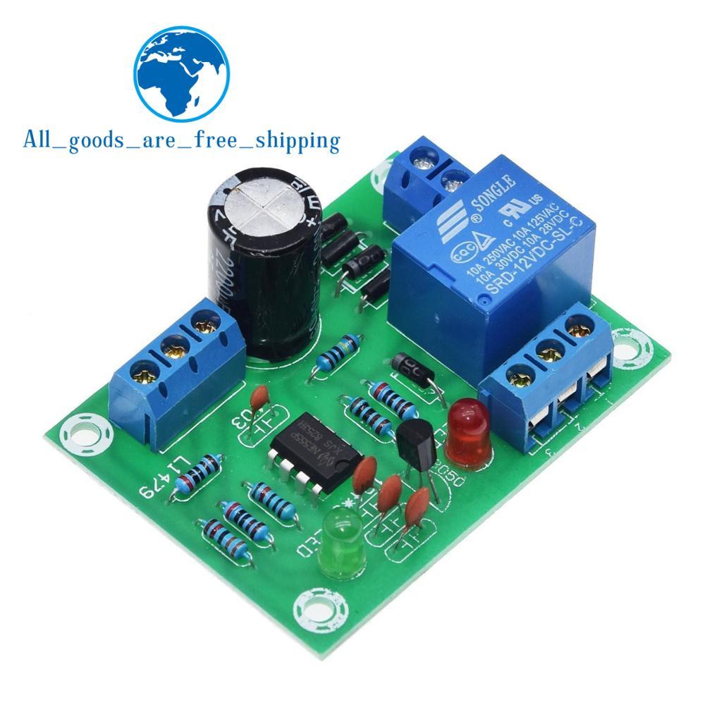 TZT przełącznik kontrolera poziomu wody czujnik poziomu cieczy moduł automatycznie pompujący zabezpieczenie odwadniające sterowanie płytką drukowaną