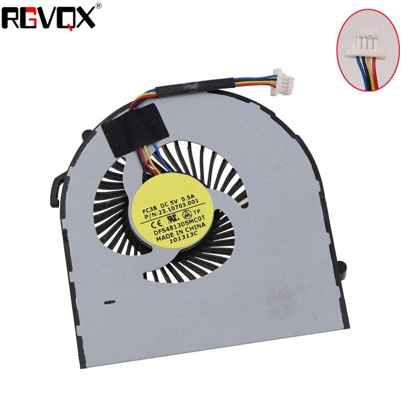 Новый вентилятор охлаждения для ноутбука Acer Aspire V5 V5-531 531G V5-431 V5-571 571G V5-471G PN: DFS481305MC0T KSB0705HB кулер для процессора