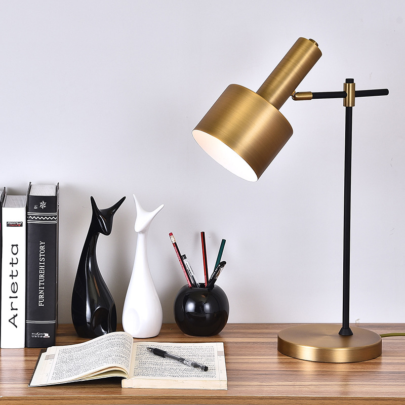 Modern Glass Table Lamps Nordic Simple Bedroom Bedside Reading Desk Lamp Home Decoration LED Table Lights E27 Lamparas Lighting|Pendant Lights| |  - title=