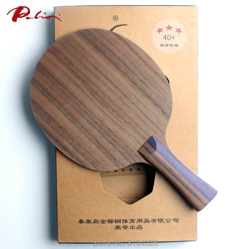 Palio resmi way005 cara 005 blade tenis meja kayu murni untuk 40 + - Olahraga raket - Foto 2