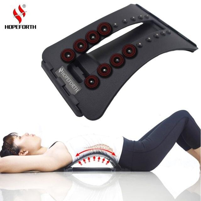 Online Shop Hopeforth Back Massage Magnets Back Stretching Multi