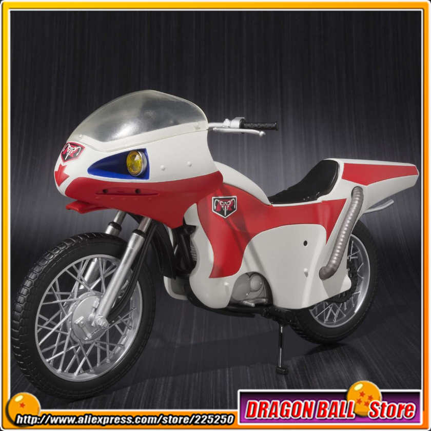 Japan Kamen Masked Rider Original BANDAI Tamashii Nations SHF/ S.H.Figuarts Toy Action Figure Bike - New Cyclone