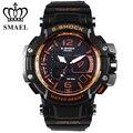 Marca de Luxo Relogio masculino Esportes Ao Ar Livre À Prova D' Água Relógios Homens Relógios de Quartzo Horas de Relógio Digital LED Militar Relógio de Pulso para Homens
