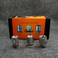 Original smok tfv8 t8 cabeça bobina v8 v8 v8 v8 t6 q4 tanque rba smoktech bobinas bobina de substituição para tfv8