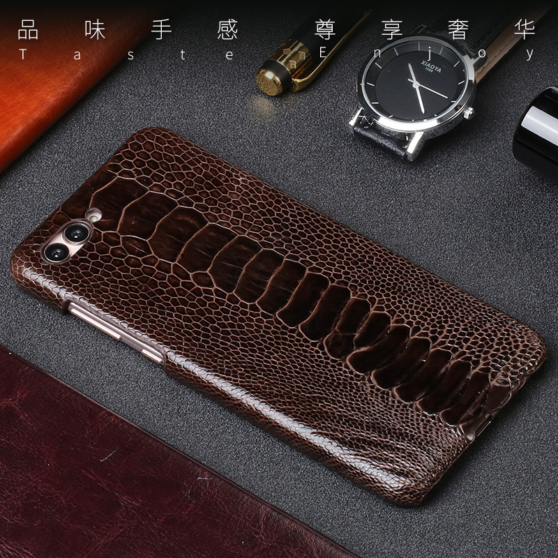 Luxury Natural Ostrich foot skin For Huawei Nova 2S case Really Genuine leather Cover For P8 P9 P10 Mate 8 9 10 lite P SmartLuxury Natural Ostrich foot skin For Huawei Nova 2S case Really Genuine leather Cover For P8 P9 P10 Mate 8 9 10 lite P Smart