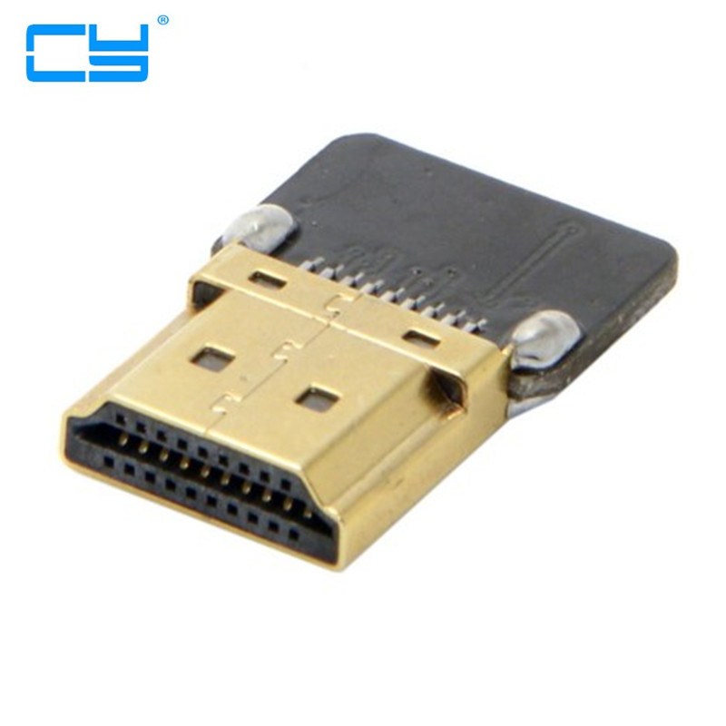 FPV Standard Straight DMI Type A Male Connector for FPV HDTV Multicopter Aerial Photography
