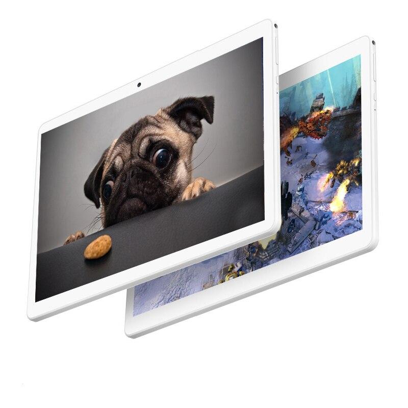 10.1 Pulgadas 3G 4G LTE Android 6.0 Phablet FDD Tablets PC Tab 10 \