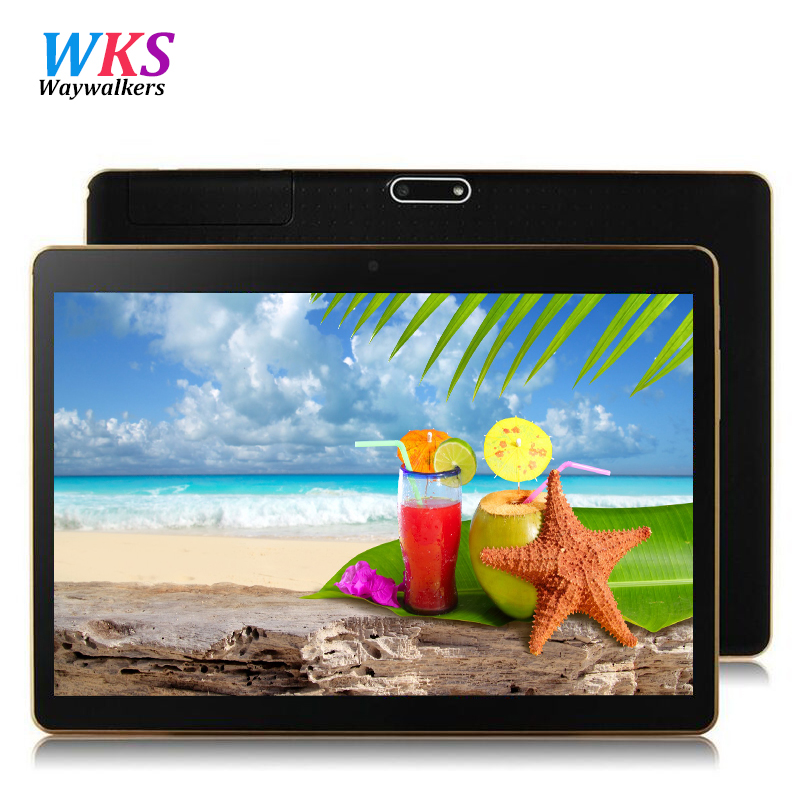 T805s waywalkers 9.6 pulgadas android 5.1 octa core 4g wifi inteligente tablet p