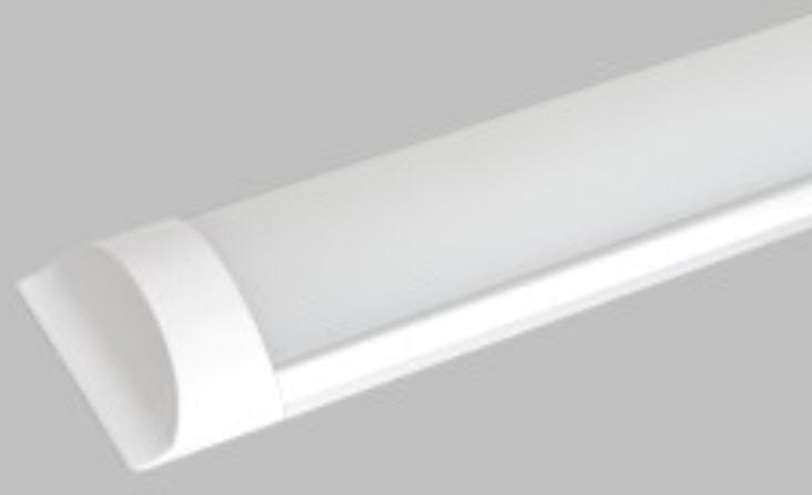 LED Super Silm tube panel light 10W 20W 40W 95v to 240V