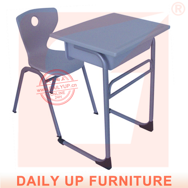 chairs with attached desk student table and chair 2 piece set single