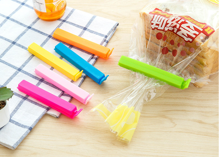Clip Sealing-Clips Storage Food-Snack Plastic Large Bags Home-Food-Storage-Helper 3pcs