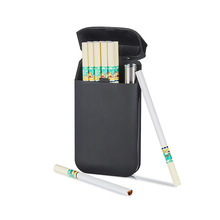20pcs Slim Cigarette Case Box with USB Electronic Lighter 10