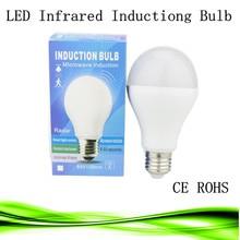 E27 LED PIR Infrared infrared body sensor light 5w 7w 9w 15w