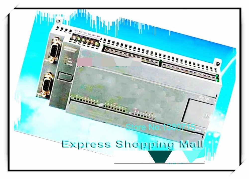 New Original 24 input 16 Relay output PLC CPU226RXP-40 replace S7-200 with analog 2input 1output 2PPI support  original  module new kinco k504 14dr plc cpu dc21 6 28 8v power supply 8di 6do relay