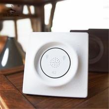GX Diffuser 2Gang 2Way Rhythm Voice Control Switch Smart Remote Control Touch Light Switch AC 100-250V Wall Sound Sensor Switch