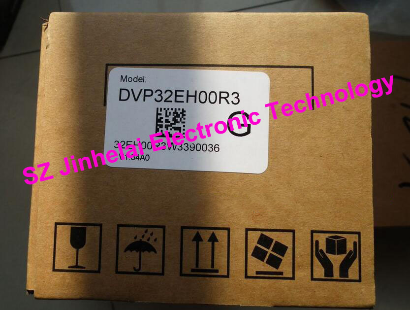 все цены на 100% New and original DVP32EH00R3 Delta PLC 32points host,16DI/16DO(relay) онлайн