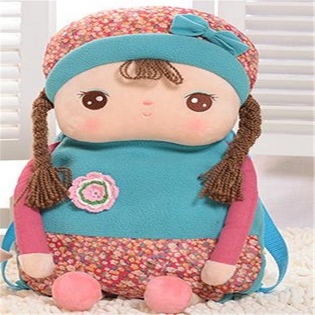 Cute Metoo Plush Backpack