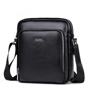 Promotions new Messenger Bag Shoulder Bag Casual PU Leather multifunction Small Crossbody Bag travel bags Wholesale promotions new arrived men s chest pack casual shoulder pu leather crossbody bags travel messenger bag with usb interface
