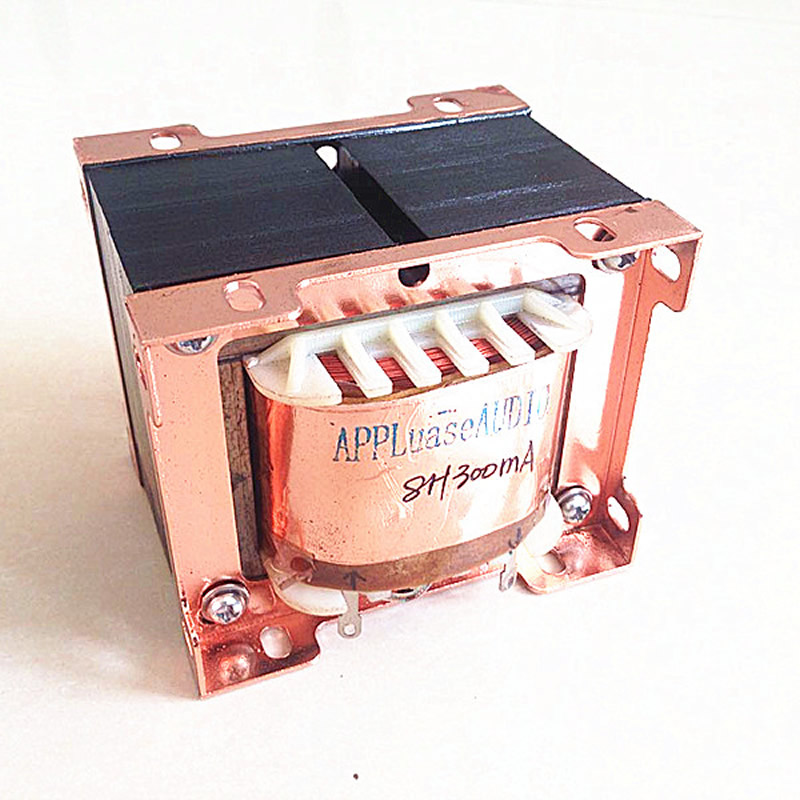 Red Bull notched core wound 300B KT88 845 amplifier 8H300ma choke low internal resistance