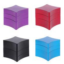 Universal Billiard Cue Chalk Holder Metal Portable Mini Cue Tips Chalk Pool Chalks Carrier Case Box