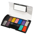 2016 New Protable RIHAO Eyeshadow Palette Long Lasting Beauty Cosmetic Makeup Eye Shadow Makeup Tool For Women Ladies
