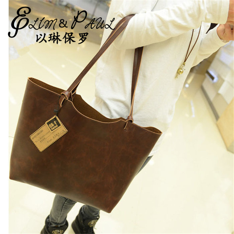 2017 New fashion Women Handbags Shoulder Bags Ladies Body Bags Large Capacity Ladies Shopping Bag Bolsa fashion women handbags animal peacock printing shoulder bag vintage shopping bag large capacity ladies handbags bolsa feminina