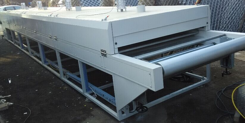 Industrial Ir Drying Machine, IR Tunnel