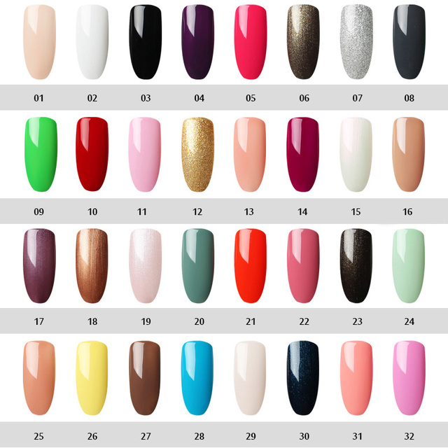 Gelfavor UV Gel polish Nail art Gel Nail Polish Set Sale For Manicure Nails Extension Hybrid varnish Semi Permanent Base Primer