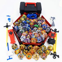 Toupie Burst Arena Launchers Beyblades Metal Fafnir Avec God Spinning Top Bey Blade Blades Classic Toys For Kids(China)