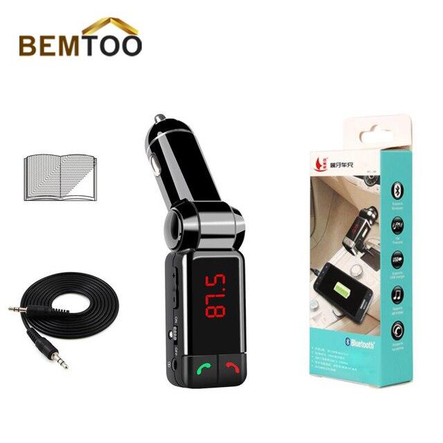 car bluetooth music stereo hands free car fm transmitter. Black Bedroom Furniture Sets. Home Design Ideas