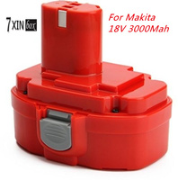 Battery For Makita 18V 18 Volt 3000mah 192827 3 192826 5 1822 1823 1833 1835 3
