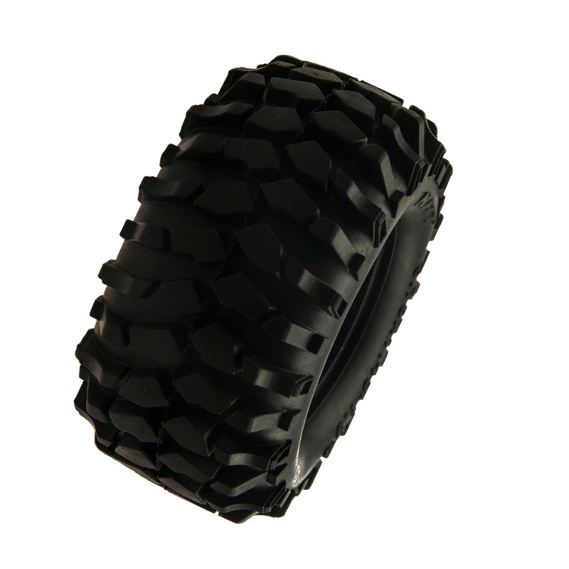 1pcs 1.9 Tyre 96mm Tires For 1/10 RC Rock Crawler Car Truck Axial SCX10 RC4WD D90 CC01 F350 free shipping 4pcs lot 1 9 inch wheels tire tyre for rc car model crawler tamiya cc01 f350 rc 4wd axial scx10t etc