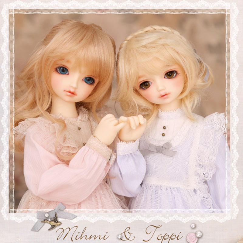 OUENEIFS Mihmi Volks bjd sd dolls 1/4 body model reborn girls boys eyes High Quality toys makeup shop resin