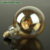Golden G125 4 W led edison lâmpada espiral dimmable levou filamento da lâmpada de energia lâmpada de poupança de luz âmbar retro do vintage populares poodles