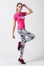 Women Leggings 3D Printed Stripe Print Trousers for Running Training Fitness Leggins Slimming Workout Pants Girls Leggins S-XL