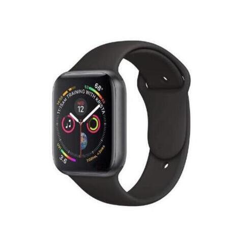 Chargeur sans fil montres intelligentes série 4 Smartwatch 42mm pour téléphone Android Apple iphone 7 8 X horloge Support Facebook Whatsapp