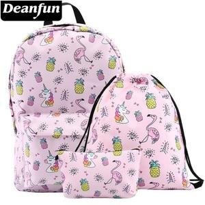 Deanfun Bag Set Backpack for Girls Unico
