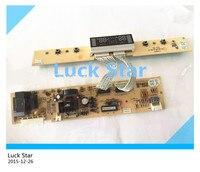 95% new working good For samsung refrigerator original motherboard BCD 191NHR BCD 202NHR 2pcs/set on sale