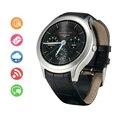 Smart Watch Люксовый Бренд Часы Синхронизации Notifier Поддержка Sim-карты Подключения Bluetooth Наручные Часы Для iPhone Samsung Sony Huawei Xiaomi