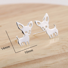 Chihuahua Baby Dog Earring